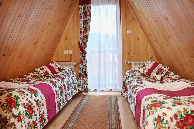 villa private accommodation in Zakopane rooms Tatra mountains Poland